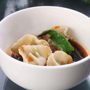 Sichuan Style Dumplings