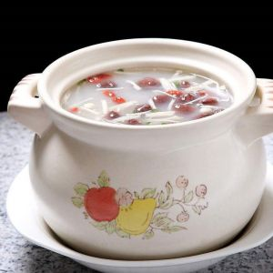 Pig Stomach Herbal Soup
