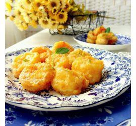 """""""ShuYan"""" signature egg shrimp"""